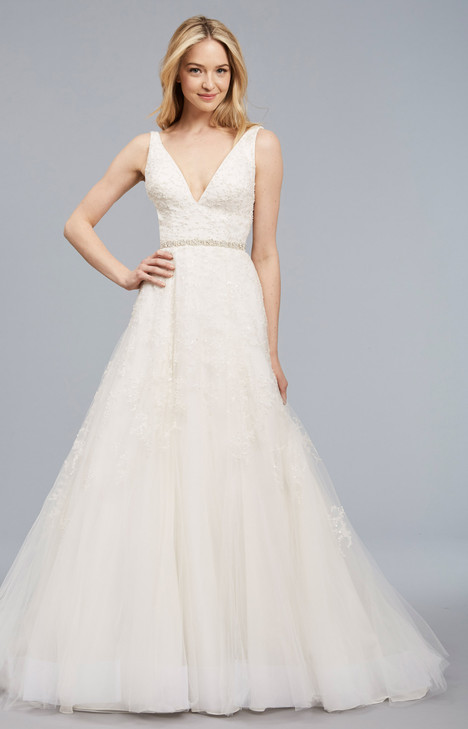 Twiggy Wedding Dress By Blue Willow By Anne Barge