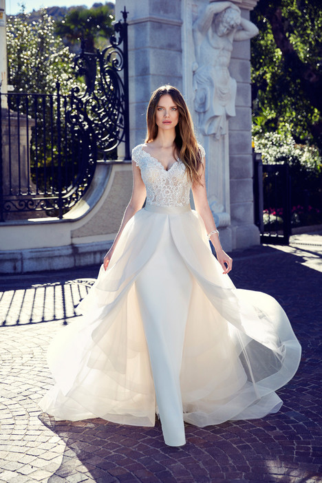 EK1140 (+ DT101) gown from the 2018 Eddy K collection, as seen on dressfinder.ca