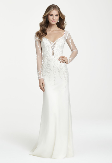 7754 gown from the 2017 Ti Adora by Allison Webb collection, as seen on dressfinder.ca