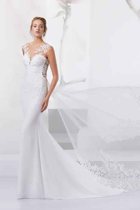 JOAB18423 gown from the 2018 Jolies collection, as seen on dressfinder.ca
