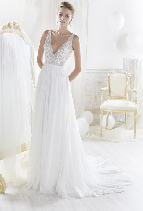 sale retailer 50634 c557b NIAB18020 Wedding Dress by Nicole Spose | The Dressfinder ...