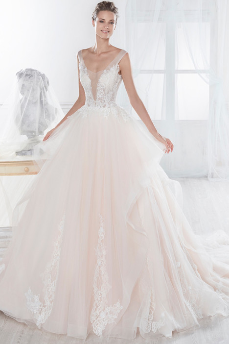 competitive price 18d1a ced89 NIAB18079 Wedding Dress by Nicole Spose | The Dressfinder ...
