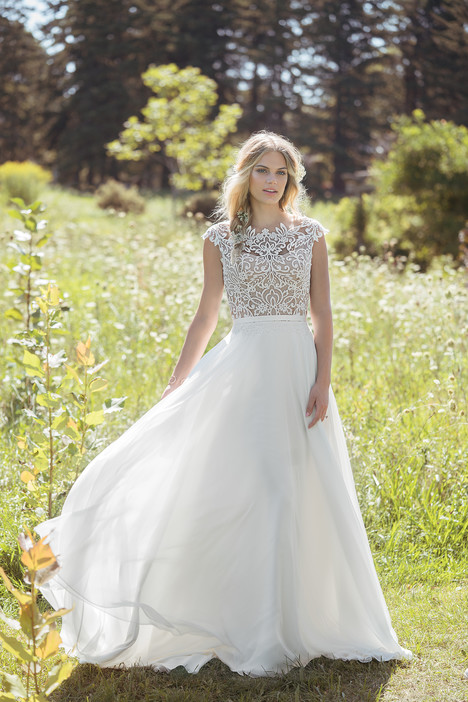 4fd94db742 6493 gown from the 2017 Lillian West collection