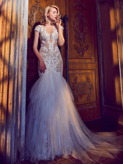 17259 gown from the 2017 Calla Blanche collection, as seen on dressfinder.ca