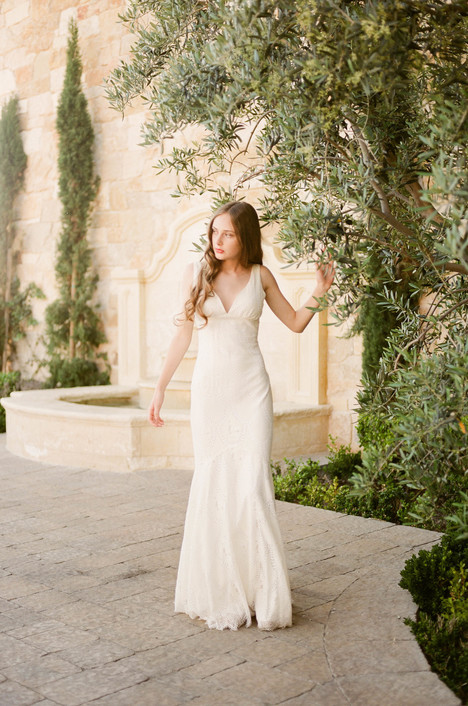 Toscana gown from the 2018 Claire Pettibone : Romantique collection, as seen on dressfinder.ca