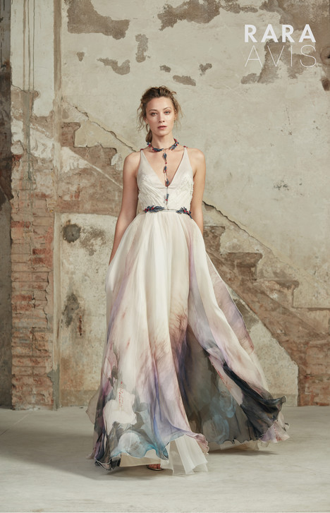 Rozal gown from the 2018 Rara Avis collection, as seen on dressfinder.ca