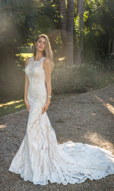 4333 gown from the 2018 Christina Rossi collection, as seen on dressfinder.ca
