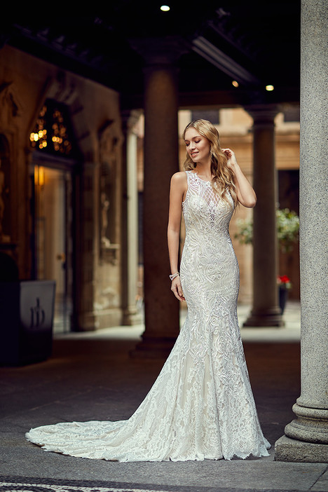 MD264 gown from the 2018 Eddy K Milano collection, as seen on dressfinder.ca