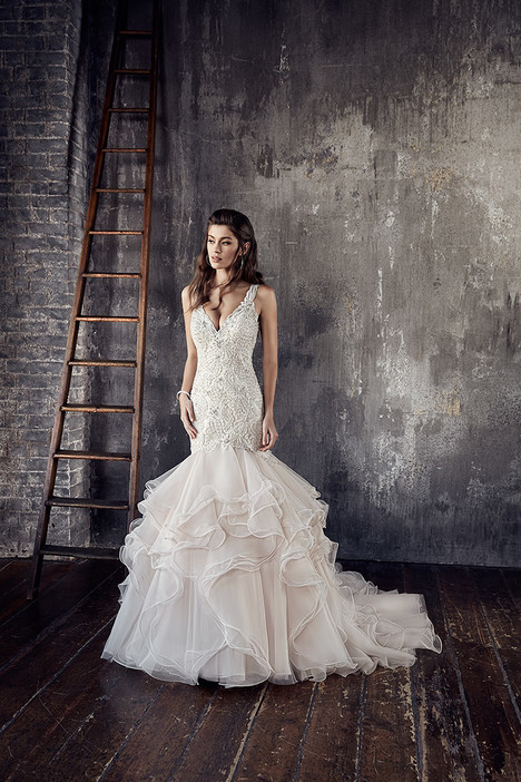 CT201 gown from the 2018 Eddy K : Couture collection, as seen on dressfinder.ca