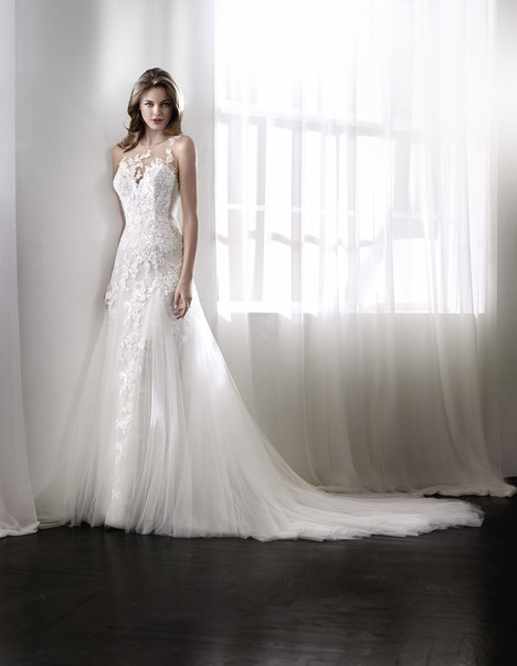 Lili gown from the 2018 St. Patrick collection, as seen on dressfinder.ca