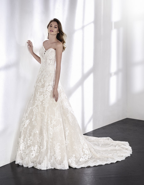 b44024e7b42 Lola gown from the 2018 St. Patrick collection