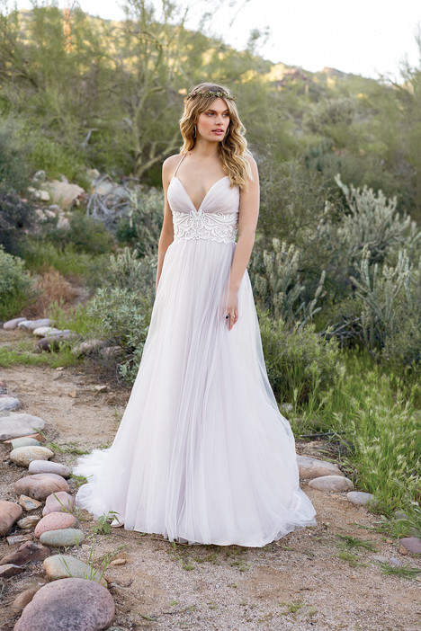 6530 gown from the 2018 Lillian West collection, as seen on dressfinder.ca