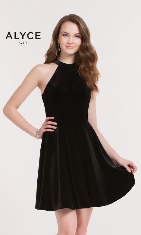 3726 Prom Dress By Alyce Paris Semi Formal Dressfinder