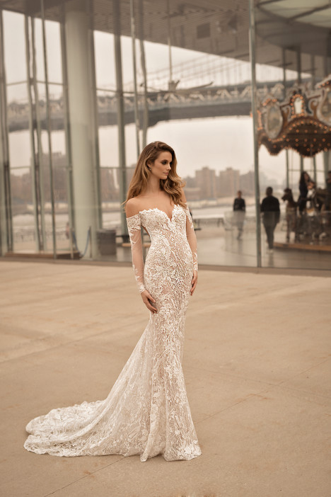 18 20 wedding dress by berta bridal dressfinder 18 20 gown from the 2018 berta bridal collection as seen on dressfinder junglespirit Choice Image