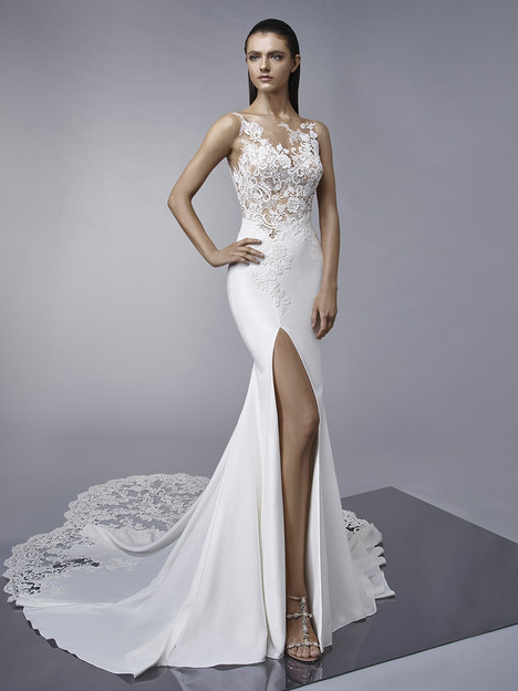 Margo gown from the 2018 Enzoani collection, as seen on dressfinder.ca