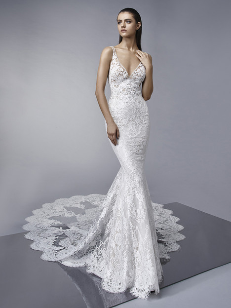 Masha gown from the 2018 Enzoani collection, as seen on dressfinder.ca