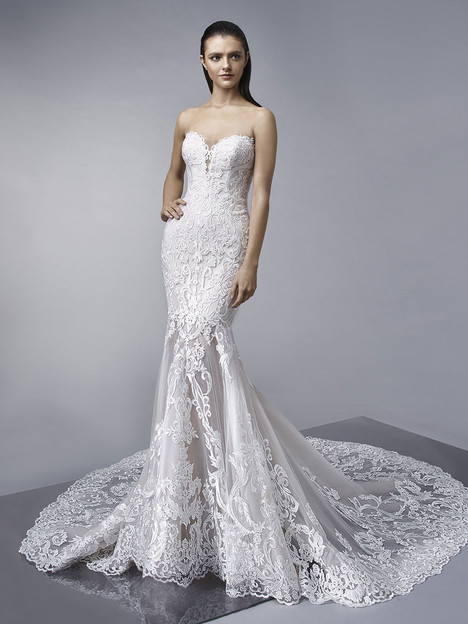 Merrill gown from the 2018 Enzoani collection, as seen on dressfinder.ca