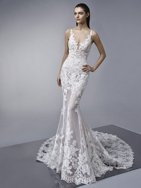 Mia gown from the 2018 Enzoani collection, as seen on dressfinder.ca