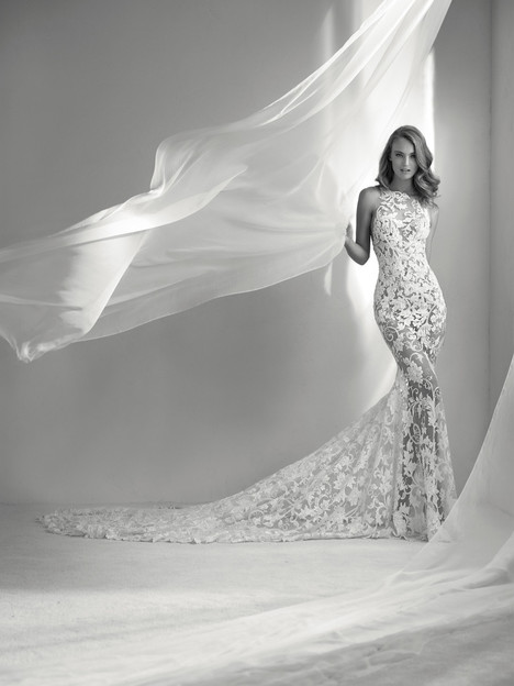 92ffcbd2e09 Rubi gown from the 2018 Pronovias Atelier collection