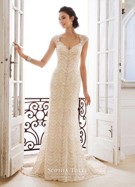 Galene (Y11892) gown from the 2018 Sophia Tolli collection, as seen on dressfinder.ca