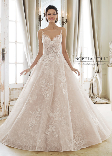 Aphrodite (Y11897) gown from the 2018 Sophia Tolli collection, as seen on dressfinder.ca