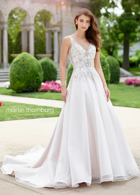 Melody (118253) gown from the 2018 Martin Thornburg for Mon Cheri collection, as seen on dressfinder.ca