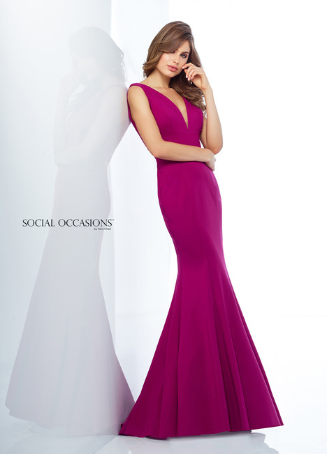 choose newest buy online top quality 118877 (Fuchsia) Mother of the Bride Dress by Mon Cheri ...