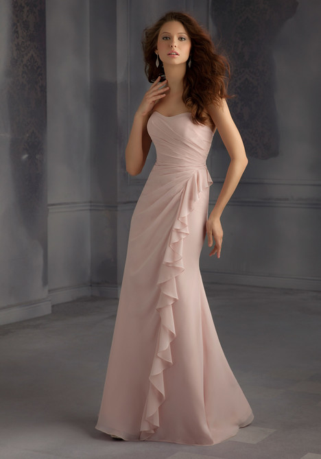703 gown from the 2015 Morilee Bridesmaids collection, as seen on dressfinder.ca