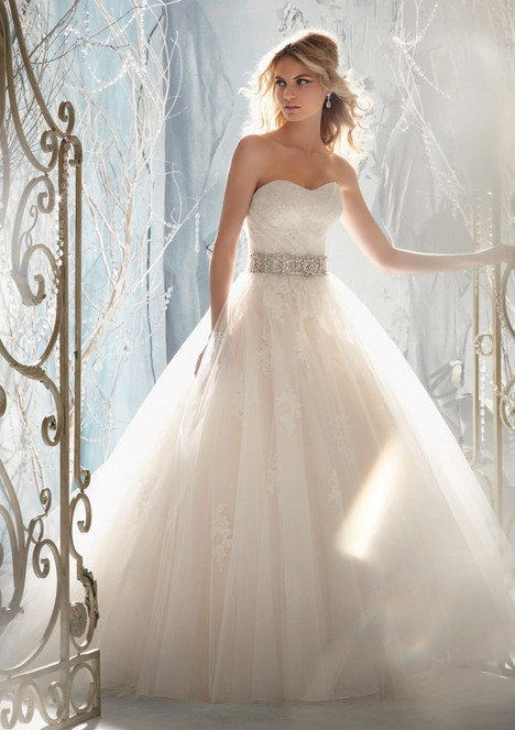 gown from the 2013 Morilee AF Couture collection, as seen on dressfinder.ca