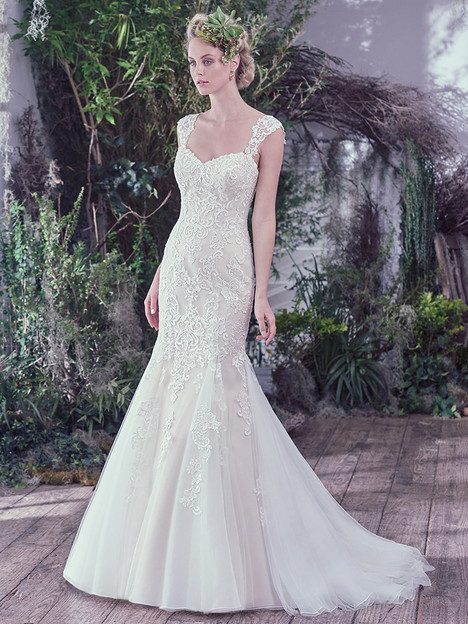 Gia gown from the 2016 Maggie Sottero collection, as seen on dressfinder.ca