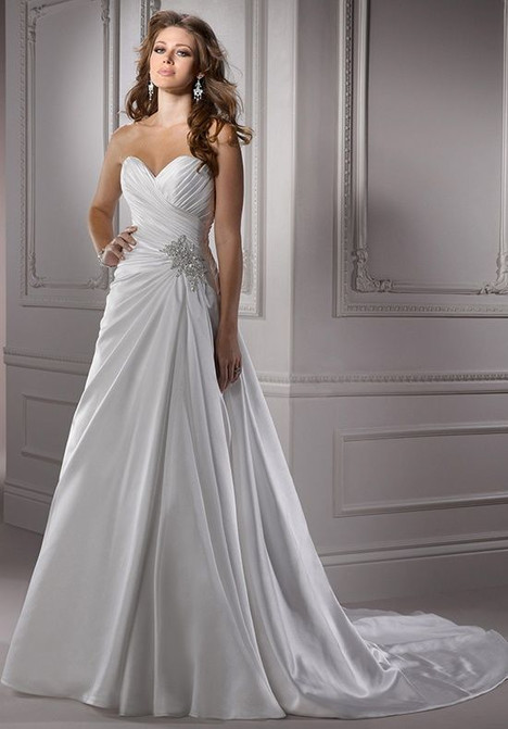 Dixie gown from the 2013 Maggie Sottero collection, as seen on dressfinder.ca