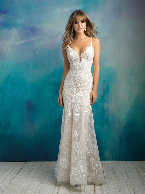 d97309cbd0e 9501 gown from the 2018 Allure Bridals collection