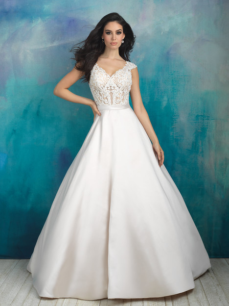 9517 Wedding Dress By Allure Bridals Dressfinder