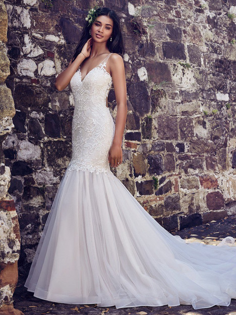 Adaleine gown from the 2018 Maggie Sottero collection, as seen on dressfinder.ca