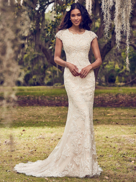 Daisha gown from the 2018 Maggie Sottero collection, as seen on dressfinder.ca