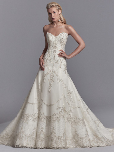 Granger gown from the 2018 Sottero and Midgley collection, as seen on dressfinder.ca