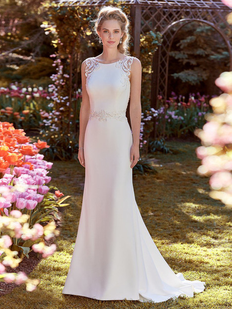 Ada gown from the 2018 Rebecca Ingram collection, as seen on dressfinder.ca