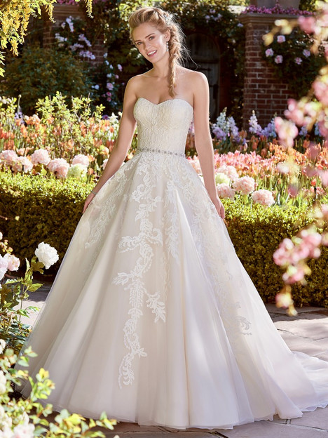 Bernice gown from the 2018 Rebecca Ingram collection, as seen on dressfinder.ca