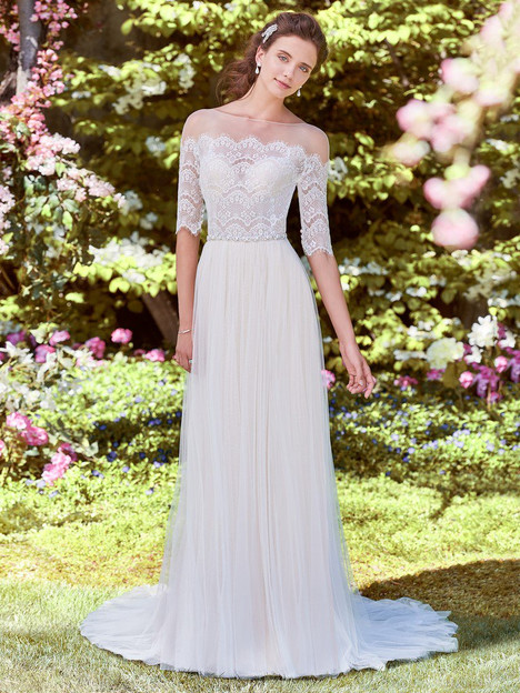Cathy gown from the 2018 Rebecca Ingram collection, as seen on dressfinder.ca