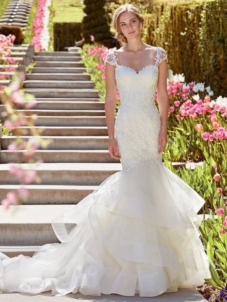 Gloria gown from the 2018 Rebecca Ingram collection, as seen on dressfinder.ca