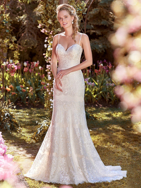 Karla gown from the 2018 Rebecca Ingram collection, as seen on dressfinder.ca