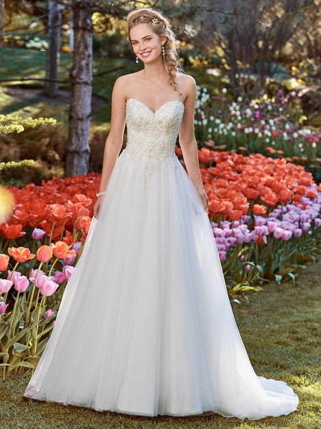 Muriel gown from the 2018 Rebecca Ingram collection, as seen on dressfinder.ca