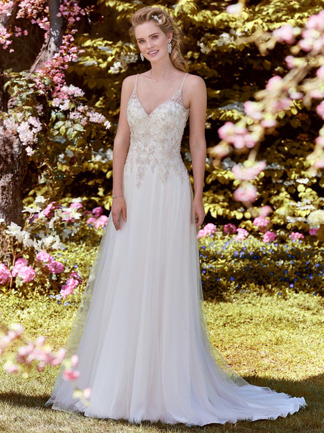 Nellie gown from the 2018 Rebecca Ingram collection, as seen on dressfinder.ca