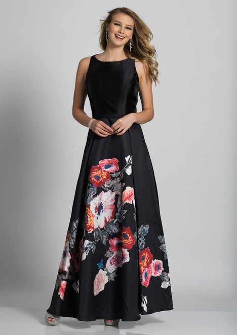 A4185 gown from the 2018 Dave & Johnny : Special Occasions collection, as seen on dressfinder.ca
