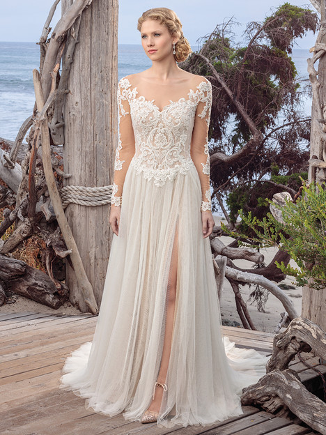 BL251 gown from the 2018 Beloved By Casablanca collection, as seen on dressfinder.ca