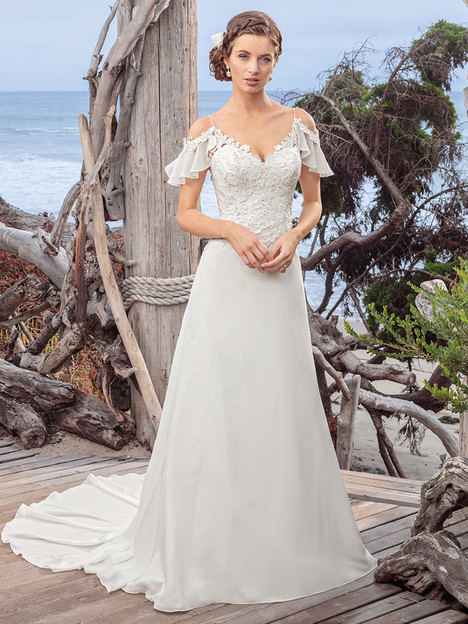 BL254 gown from the 2018 Beloved By Casablanca collection, as seen on dressfinder.ca