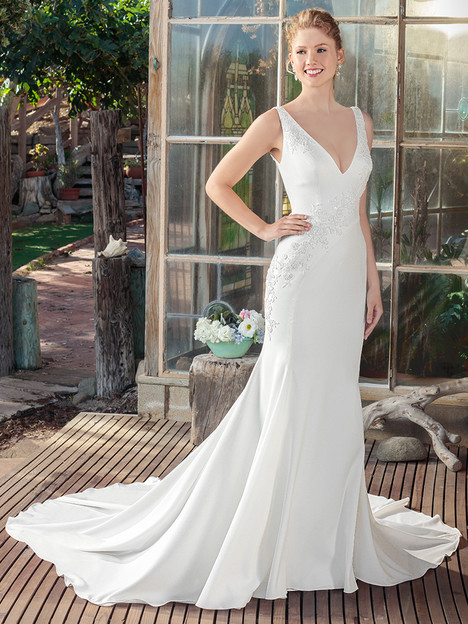 BL256 gown from the 2018 Beloved By Casablanca collection, as seen on dressfinder.ca