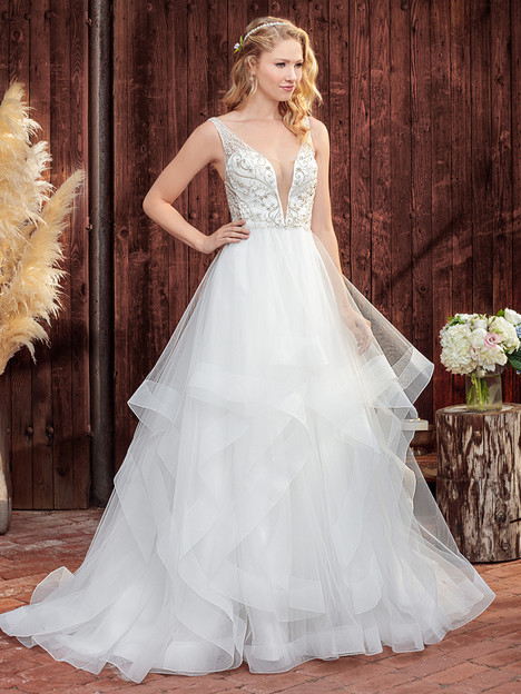 BL263 gown from the 2018 Beloved By Casablanca collection, as seen on dressfinder.ca