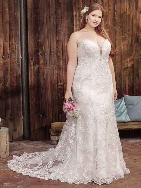 BL261 (Classic Fit) gown from the 2018 Beloved By Casablanca collection, as seen on dressfinder.ca
