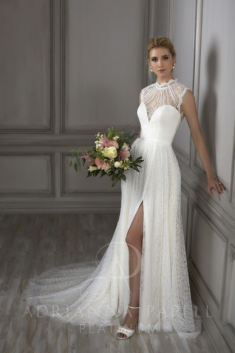 31074 Wedding Dress By Adrianna Papell The Dressfinder Canada